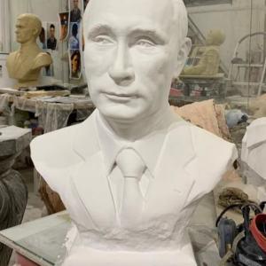 Бюст на заказ: В.В.Путин