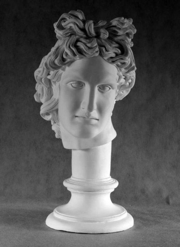 Гипсовая скульптура: Аполлон (стилизованный)
