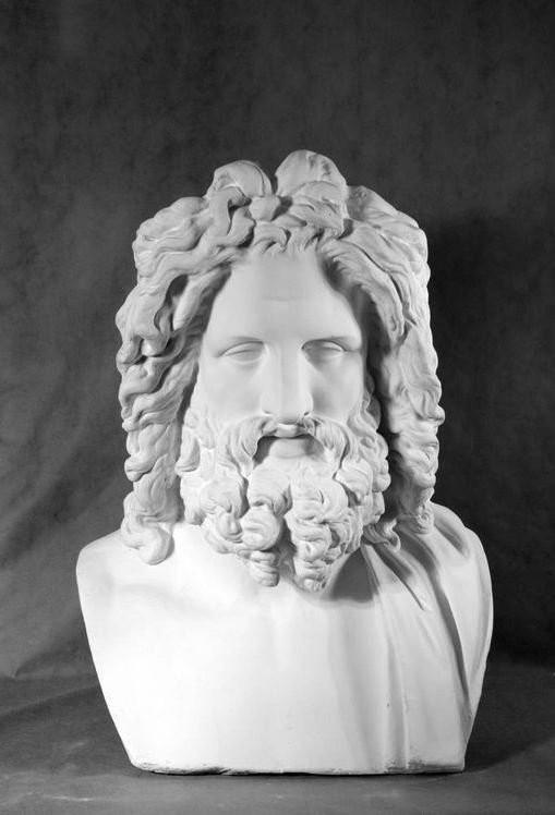 Бюст на заказ: «Зевс»