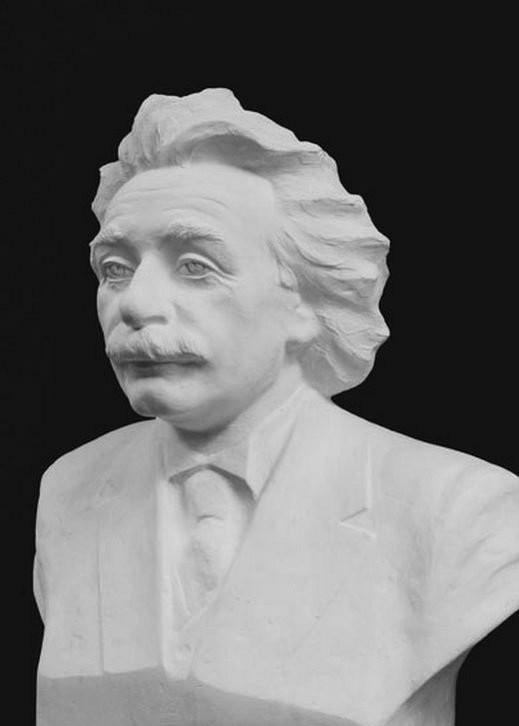 Бюст на заказ: «Альберт Эйнштейн»