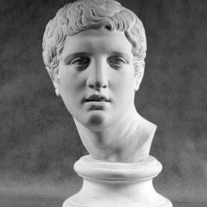 Гипсовая скульптура: Дискобол
