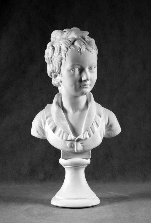 Бюст на заказ: «Портрет Александра Брожинара»