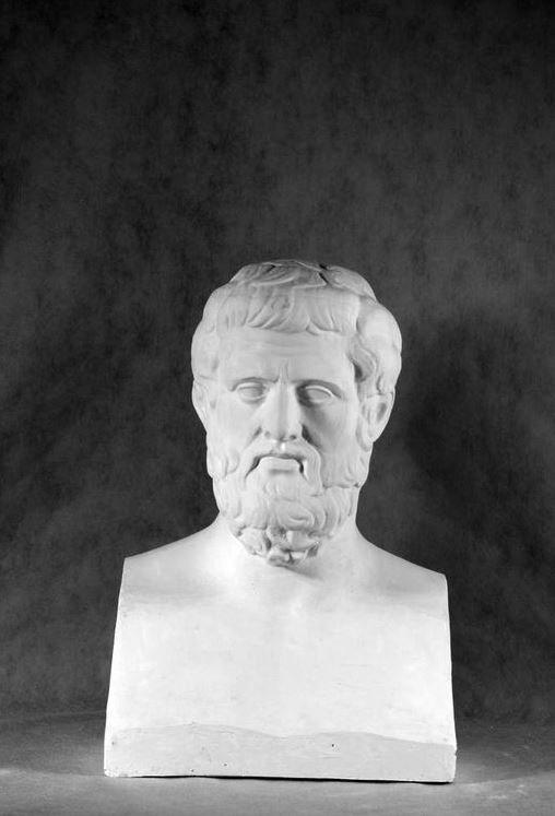 Бюст на заказ: «Геродот»