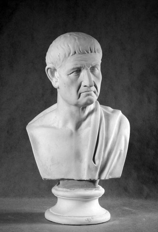 Бюст на заказ: «Аристотель»