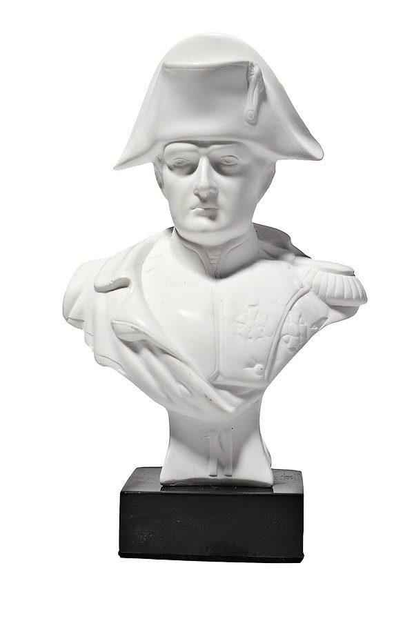 Бюст на заказ из гипса «Наполеон»