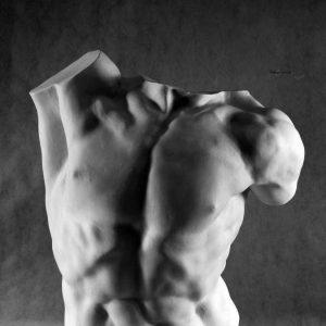 Гипсовая скульптура: Лаокоон