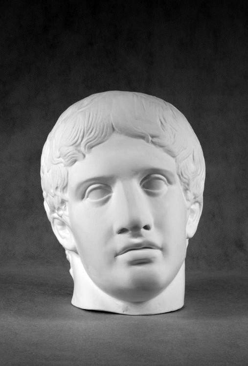 Гипсовая скульптура: Дорифор