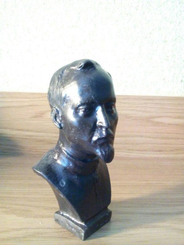 Бронзовая скульптура: «Дзержинский Ф.Э.»