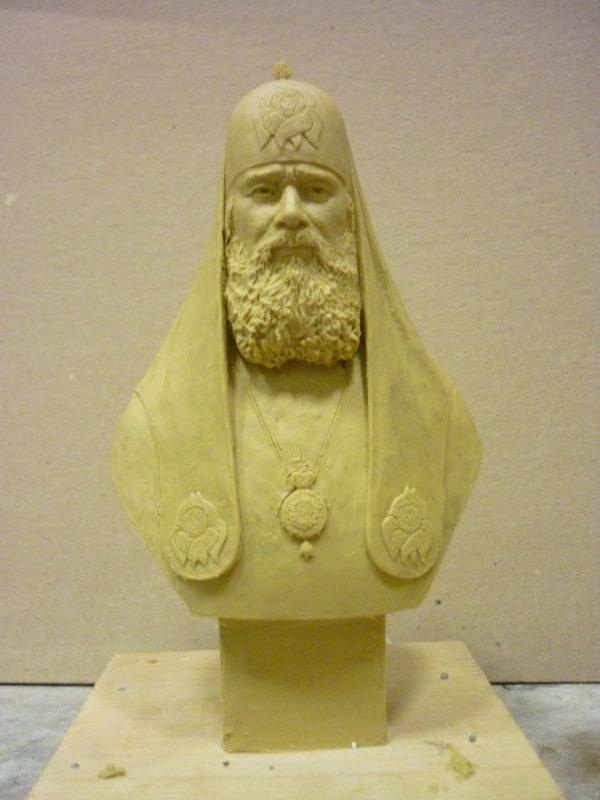 Бюст на заказ: «Патриарх»