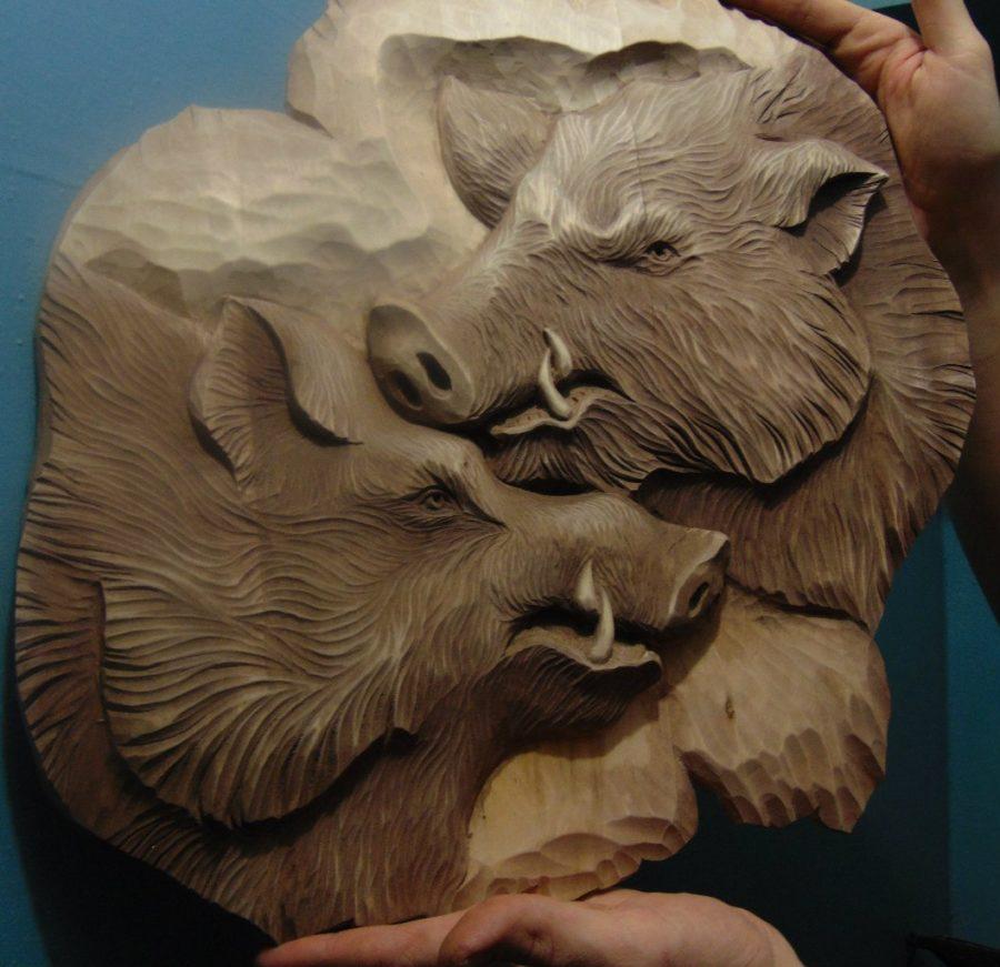 картинки для резьбы по дереву кабаны готов покорить только