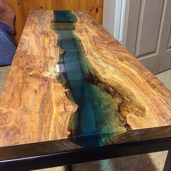 Деревянная мебель: Длинный рабочий стол