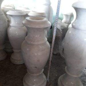 Декор из мрамора: Ваза
