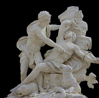Качественные скульптуры из белого мрамора