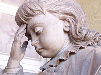 Красивые скульптуры из мрамора