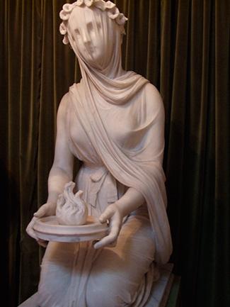 Скульптуры из мрамора на заказ