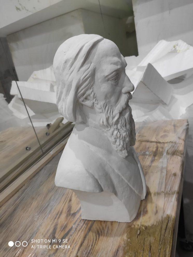 Бюст на заказ: Салтыков-Щедрин М.Е.