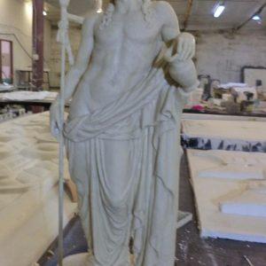 Скульптура из камня: Дионис