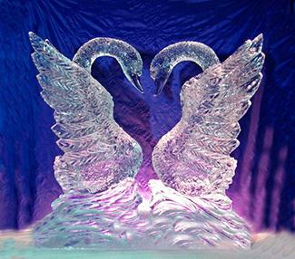 Ледяные скульптуры на заказ