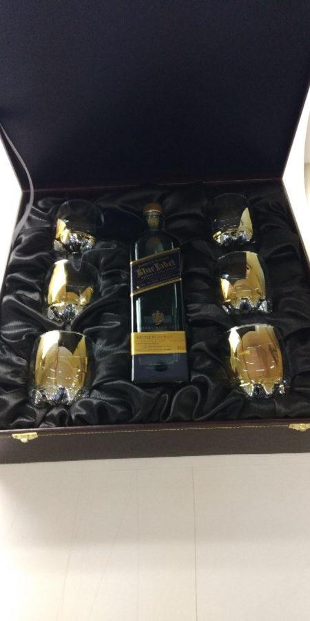 Футляры подарочные: для алкогольной продукции