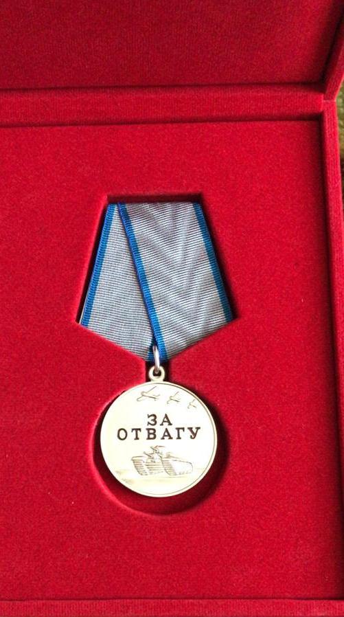 Футляры подарочные: для медали