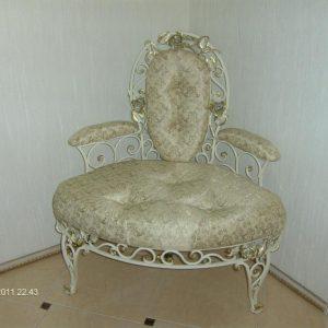 Кованые изделия: кресло