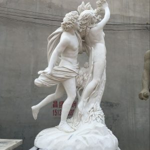 Скульптура из мрамора: Белый мрамор