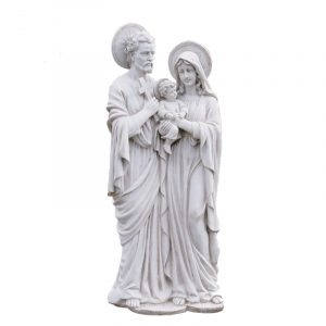 Скульптура из мрамора: Статуя для церкви-04