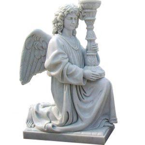 Скульптура из мрамора: Статуя Ангела для церкви