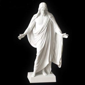 Скульптура из мрамора: Статуя святого