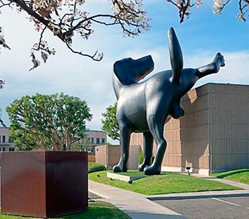 Знаменитые большие скульптуры