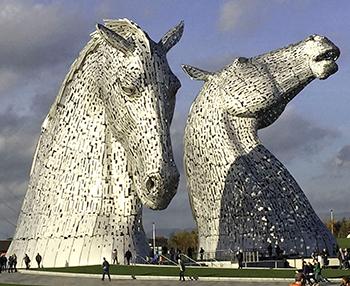Самые известные гигантские скульптуры