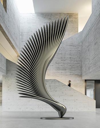 Скульптуры Кена Келлехера