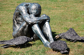 Эмоциональные статуи