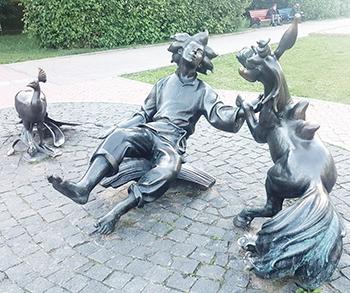 Дешевые и качественные скульптуры