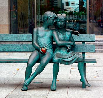 Эксклюзивные статуи на заказ
