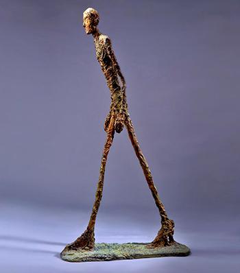 Скульптуры и фигуры из палочек