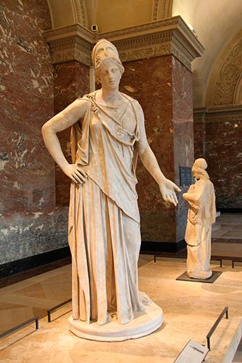 Фигуры в греческом стиле