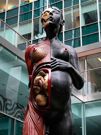 Мировые статуи и скульптуры