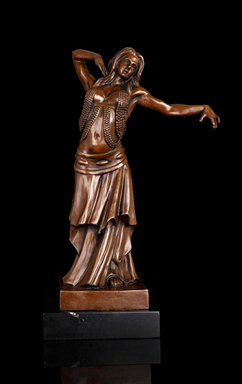 Бронзовые фигуры и скульптуры