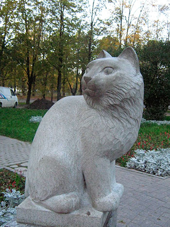 Статуи и скульптуры животных