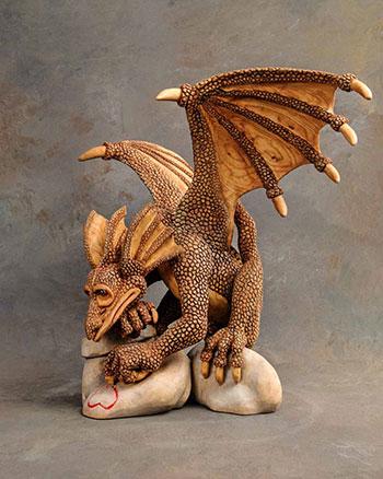 Статуи и скульптуры драконов