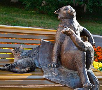 Статуи и скульптуры на заказ недорого