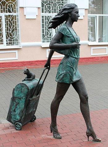 Нетривиальные скульптуры