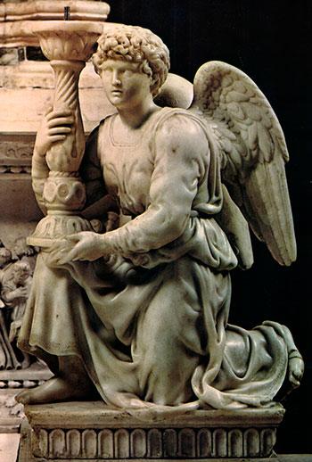 Скульптуры Микеланджело