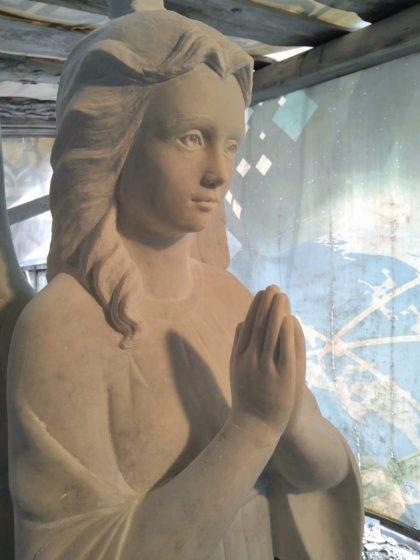 Скульптура из мрамора: Статуя Ангела