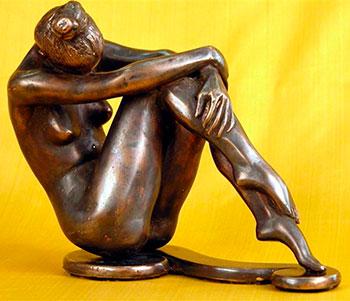 Недорогие красивые бронзовый статуи