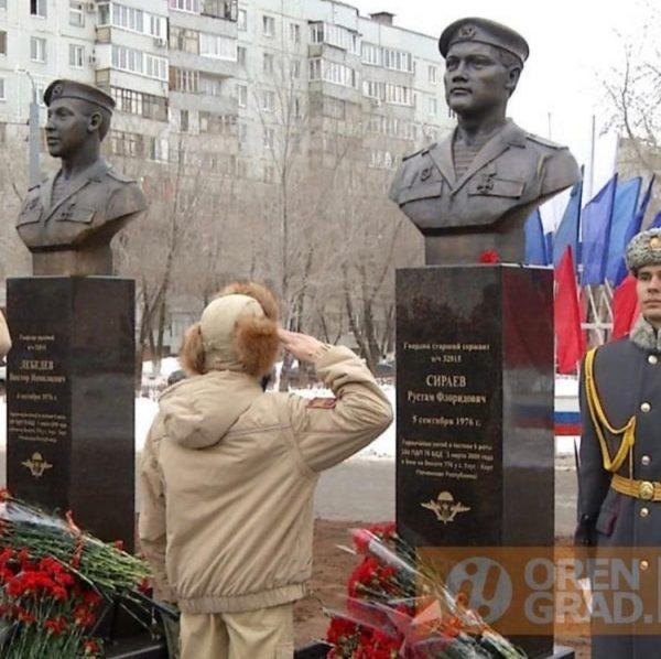 """Бюст на заказ: Портретный бюст бойца """"6 роты"""". Бюст солдата-3"""