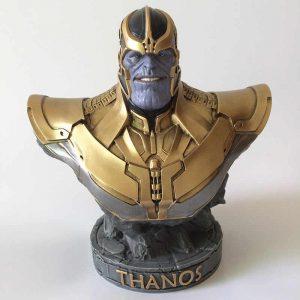 """Бюст из гипса: Бюст """"Танос"""". Вселенная Marvel."""