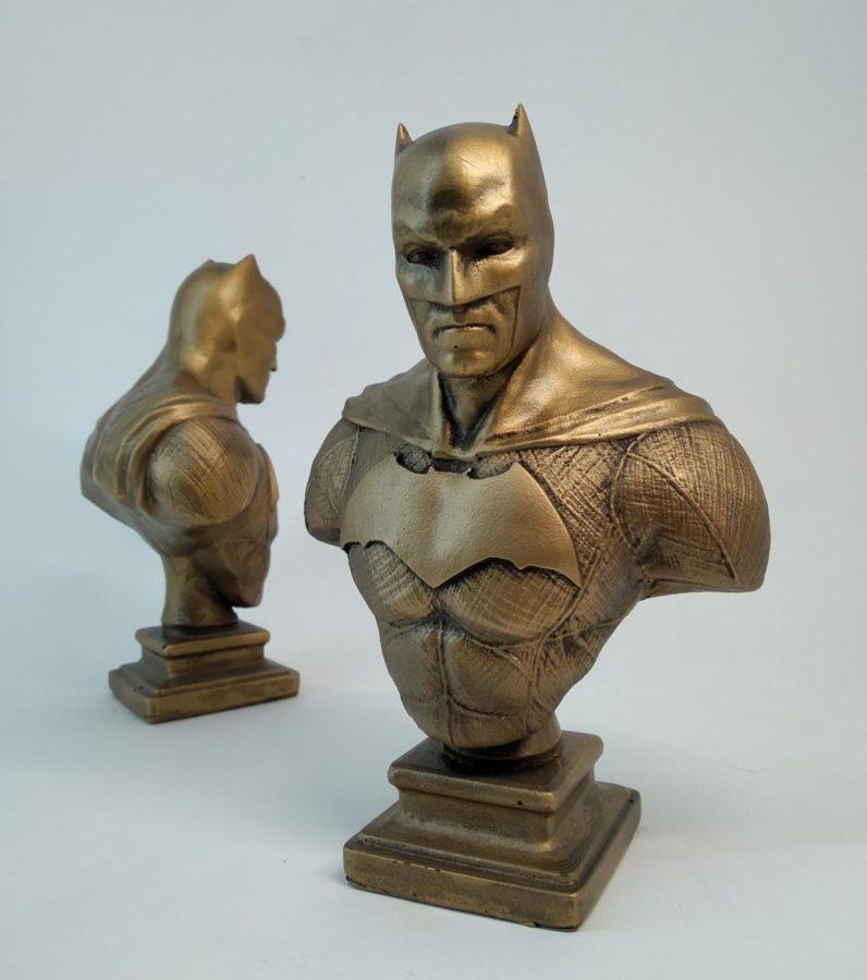 "Бюст из гипса: Бюст ""Бэтмен"". Вселенная Marvel."