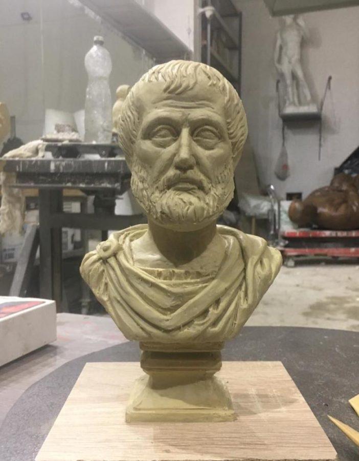 Бюст на заказ: Аристотель